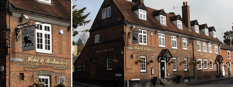 18th Century Inn, St. Albans, Hertfordshire