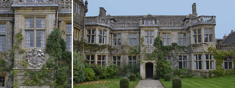 Mapperton House, Dorset