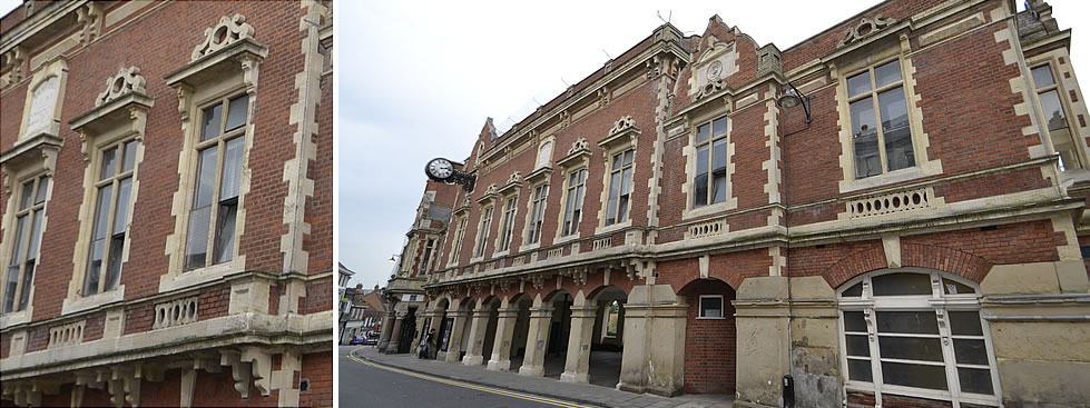 Old Town Hall, Hemel Hempstead, Hertfordshire