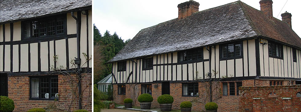 16th Century House, Petham, Kent