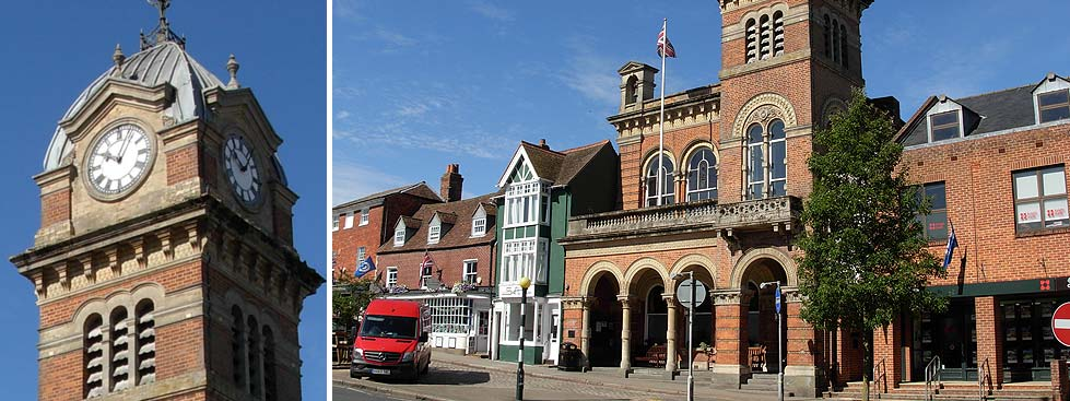 Town Hall, Hungerford, Berkshire